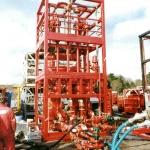Multiphase Desander – Multiphase Operation (0%, 50%, and 90% GVF) (B-FSM092)