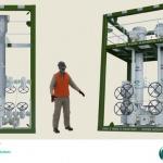 Wellhead Screen-Filter – Mechanical Design (B-FSM-109)