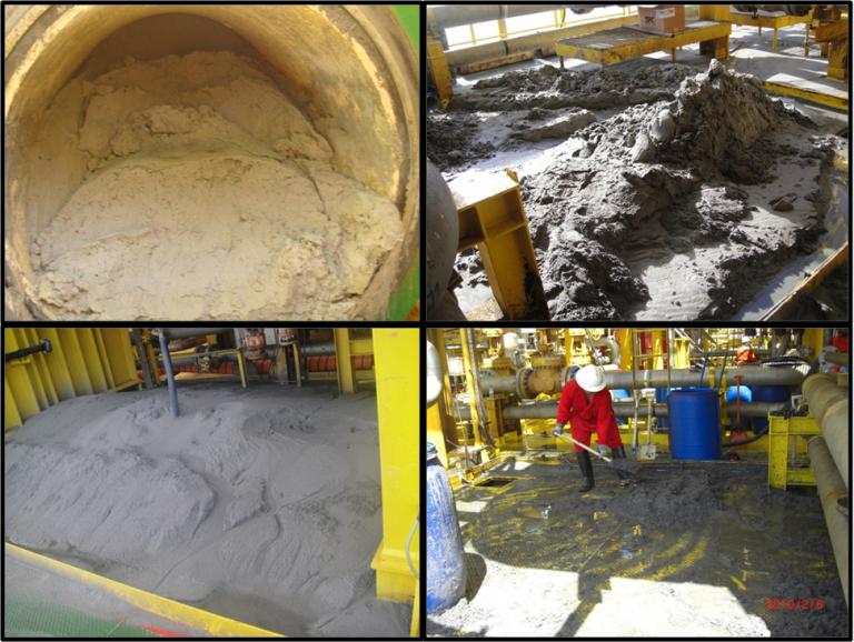 Spar Sand Problems